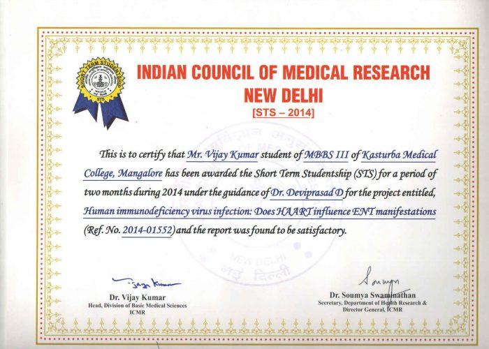 certificate 31st