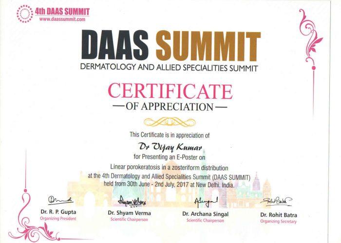 certificate 4th